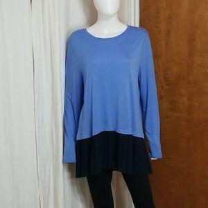 Michael Kors- Fashion Basics 1X Pleated Hem